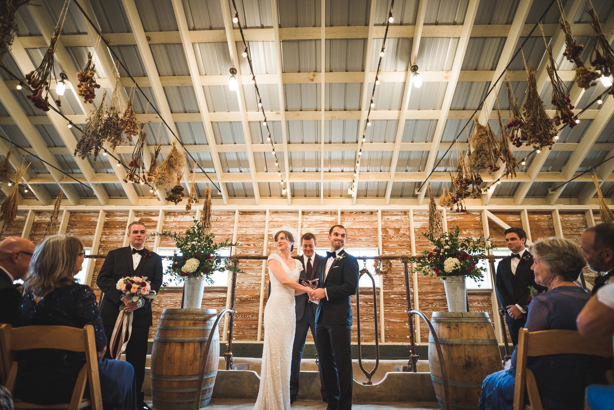 North georgia plantation wedding