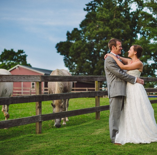 Wedding at The Farm in North Carolina