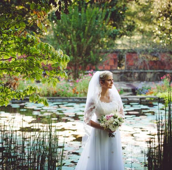Jasmine Hill Gardens Wedding