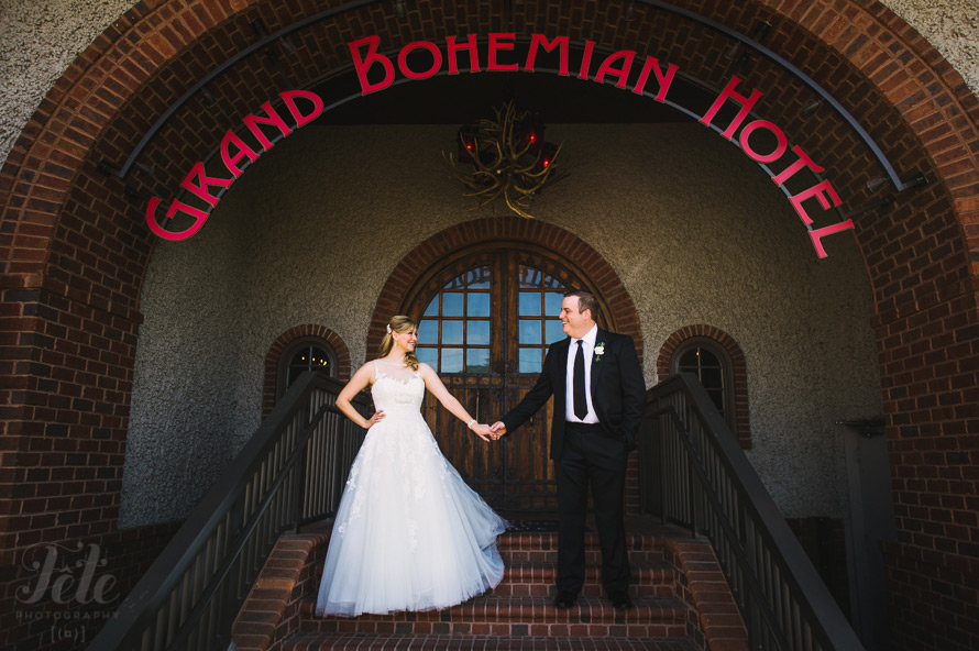Grand Bohemian Hotel Wedding in Asheville