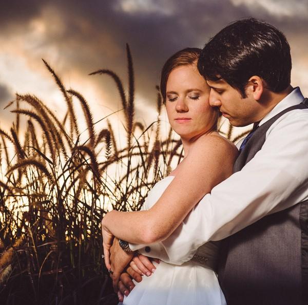 NC Arboretum Wedding in Asheville
