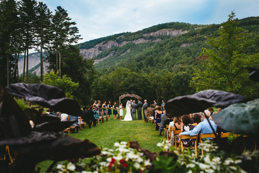 Canyon Kitchen at Lonesome Valley Wedding