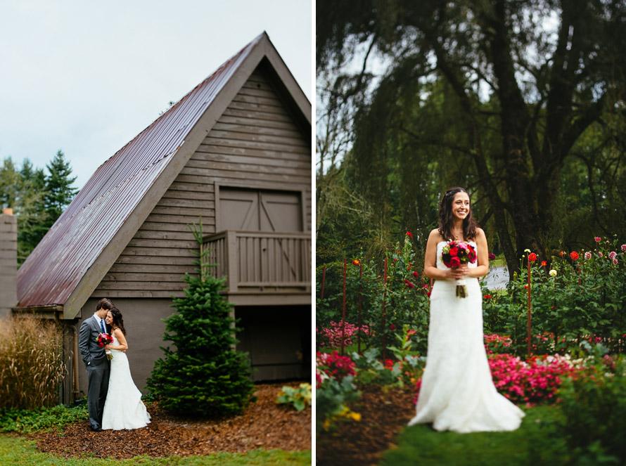 NC wedding portraits