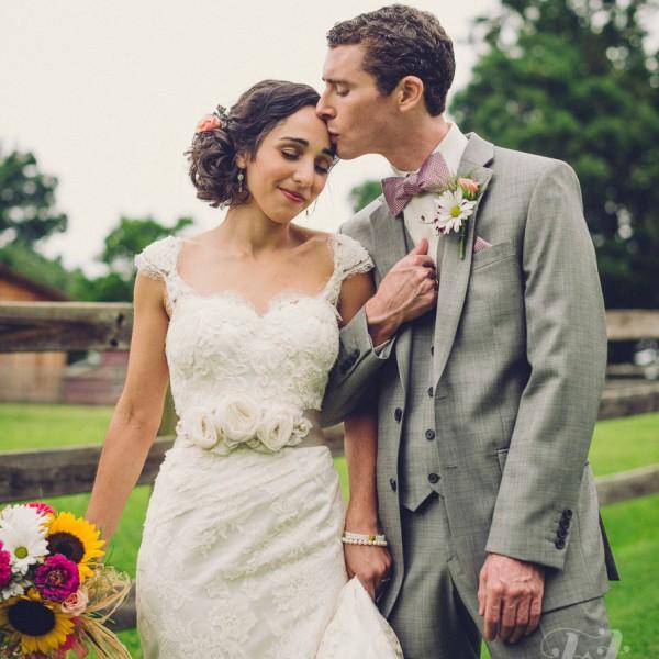 Asheville Farm Wedding