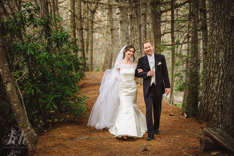 Black Mountain, NC wedding