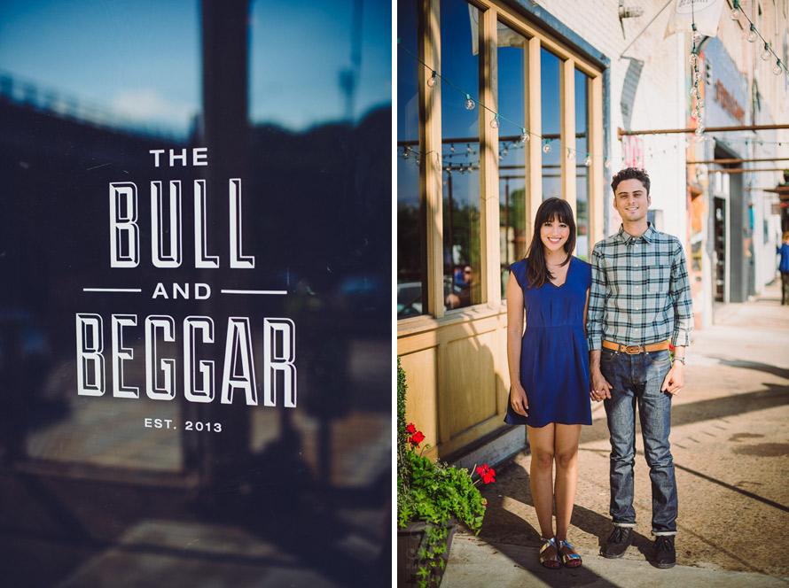 The Bull and Beggar