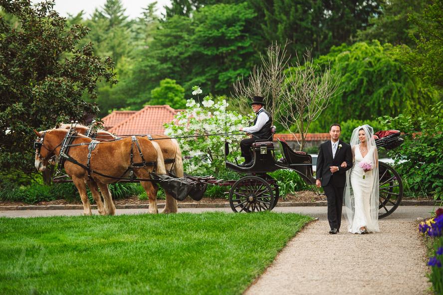 Biltmore Walled Garden wedding