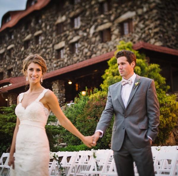 Grove Park Inn Wedding Photography