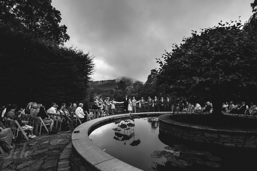 Asheville wedding venue