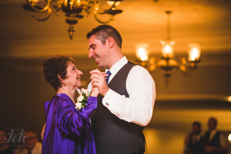 Asheville wedding at Grove Park Inn
