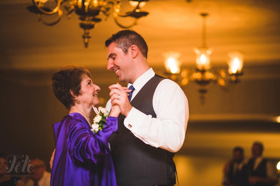 Asheville wedding at Grove Park Inn