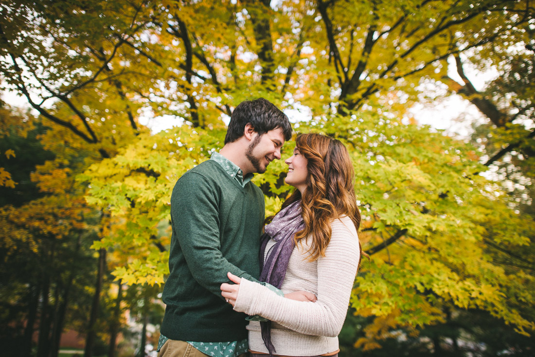 wnc engagement in fall