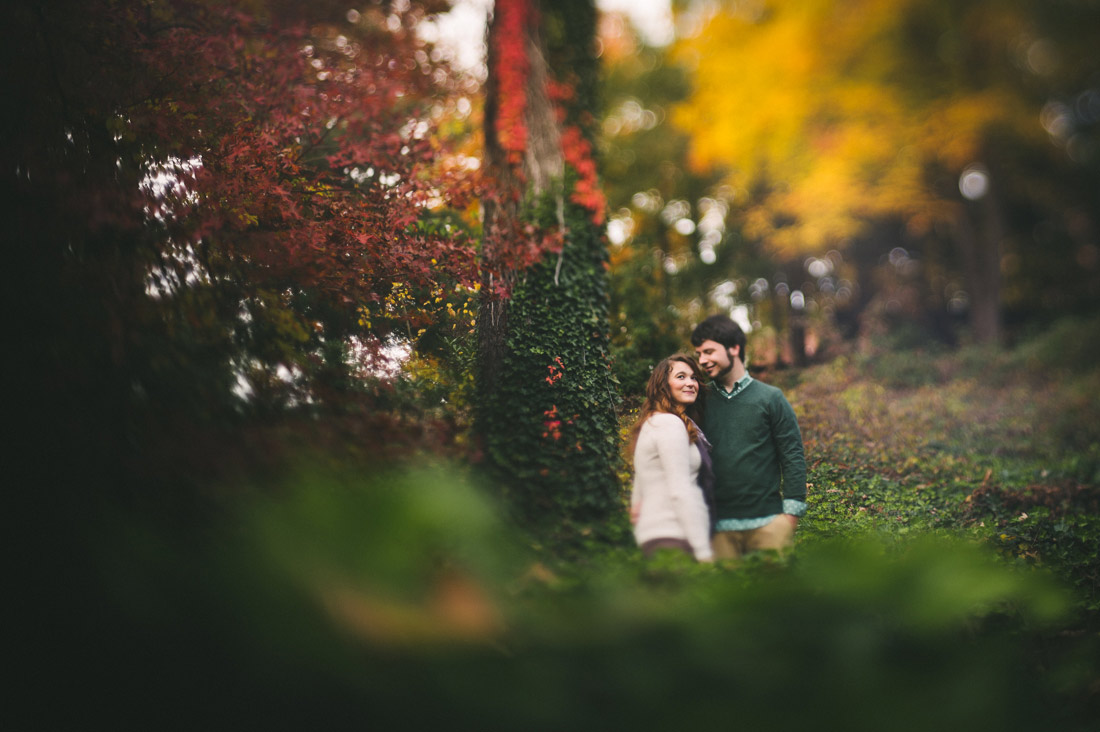 cullowhee engagement photography