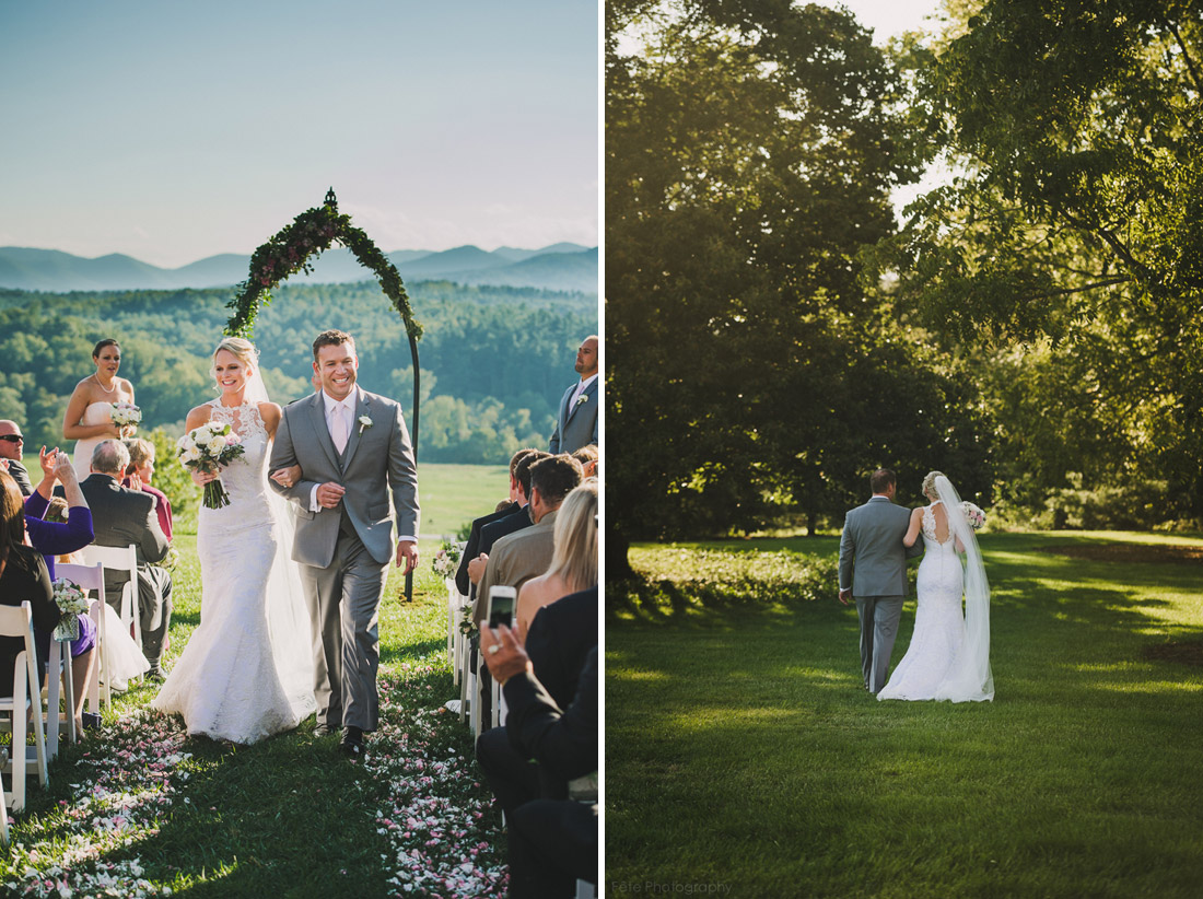 biltmore estate wedding ceremony