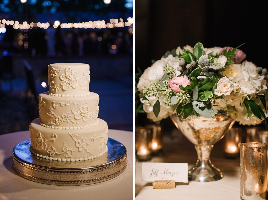 elegant cake idea