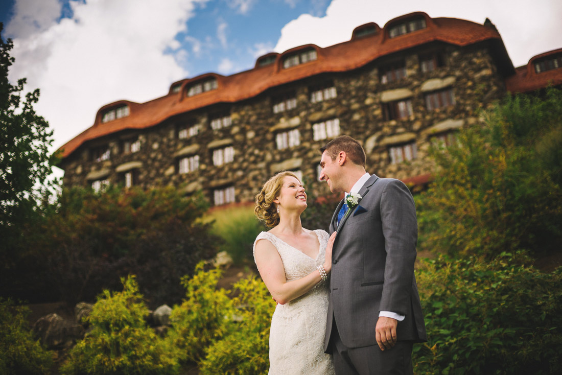 Grove Park Inn Country Club Wedding