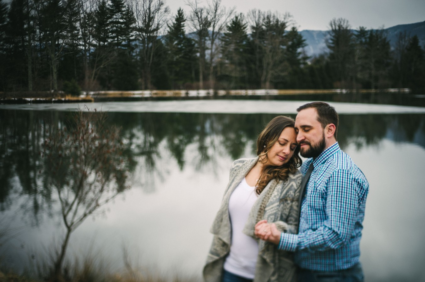 lake-eden-black-mountain-engagement-photography-1