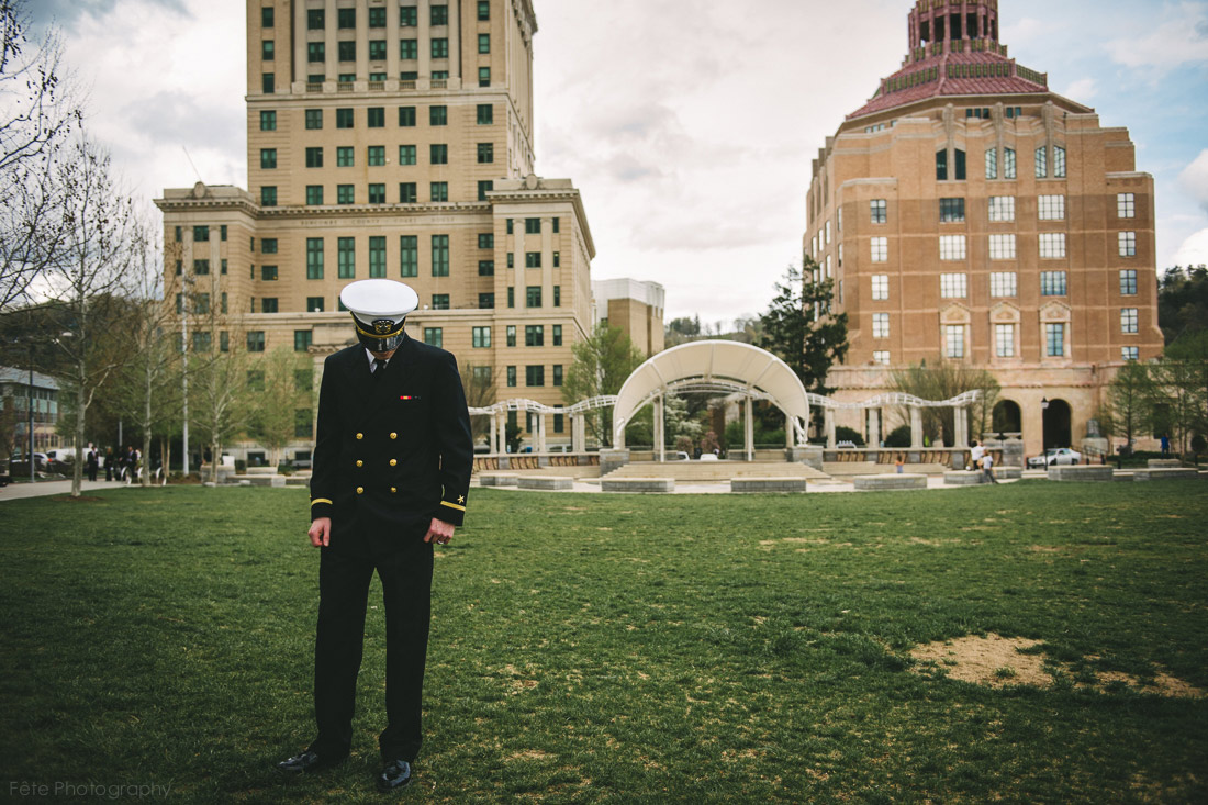 military weddings in asheville