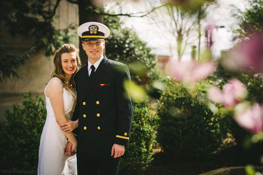 military wedding, asheville, nc