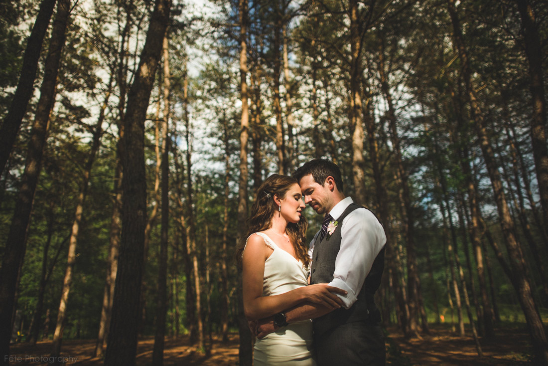 Highland Brewing Company Wedding