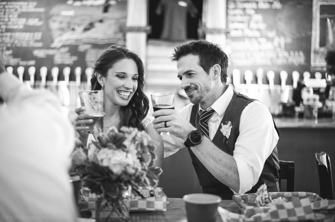 highland brewing co wedding