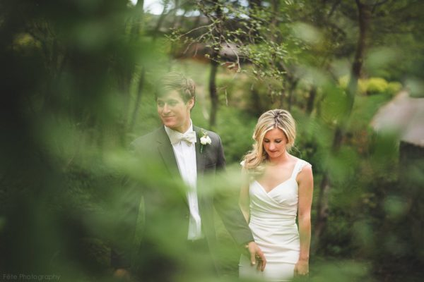 Brevard Music Center Wedding in North Carolina