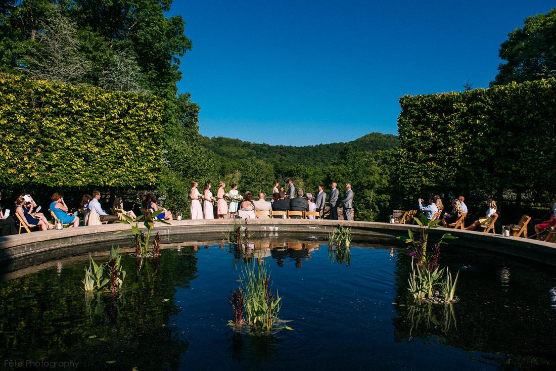 11-north-carolina-arboretum-wedding-ceremony