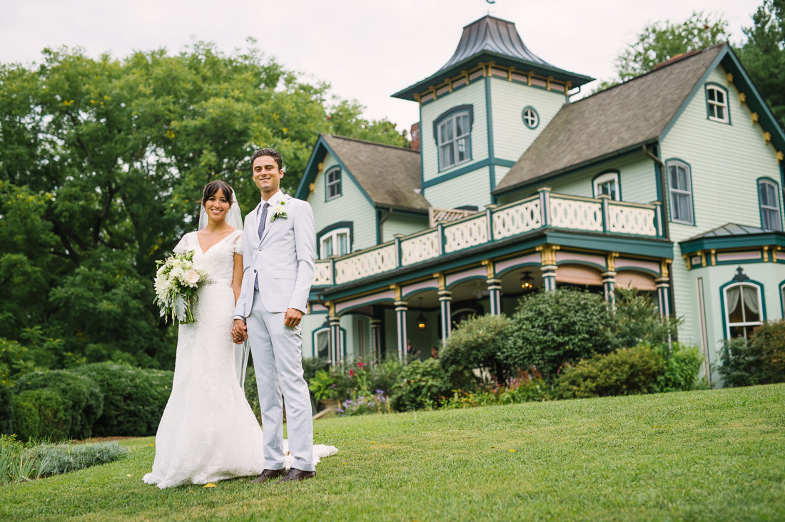 Mountain Magnolia Inn wedding