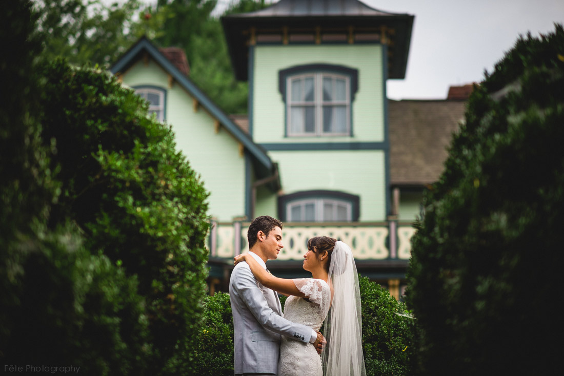Mountain Magnolia Inn wedding photographer
