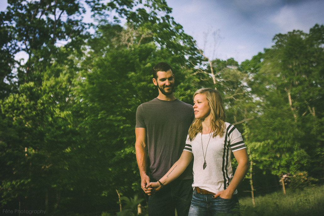 04 Outdoor Engagement Photography Asheville