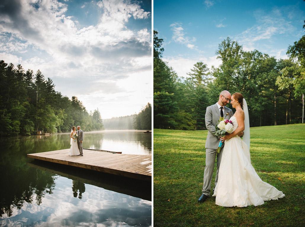 Hendersonville wedding