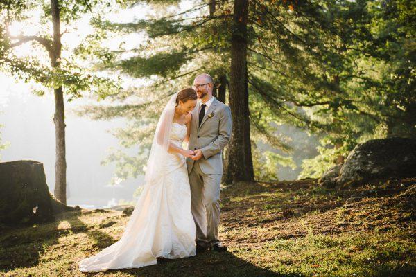 Camp Pinnacle Wedding in Hendersonville, NC