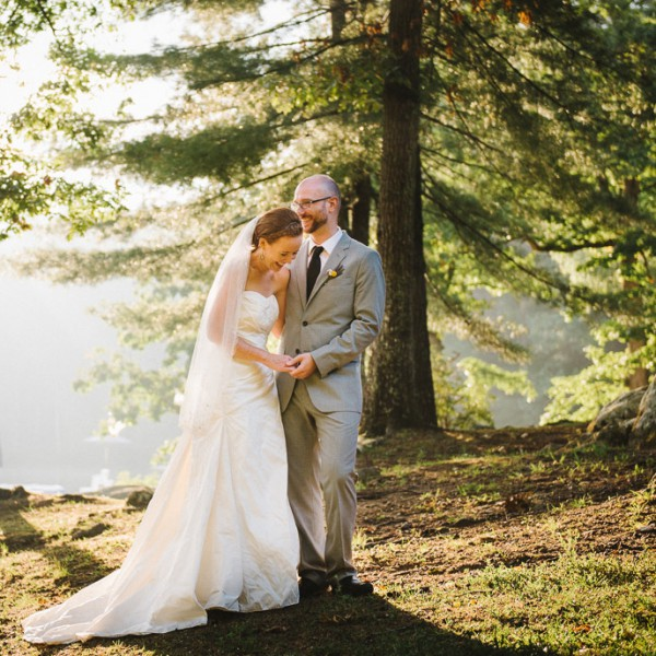Camp Pinnacle Wedding in Hendersonville, NC