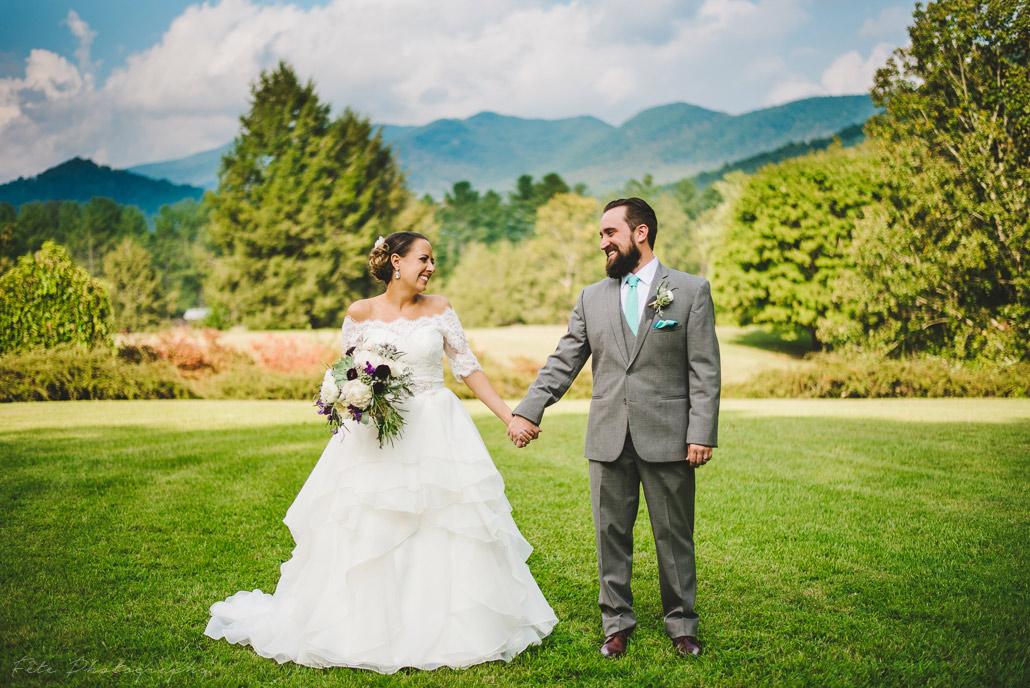 Lake Eden Events wedding photo