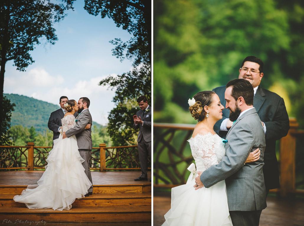 Lake Eden weddings