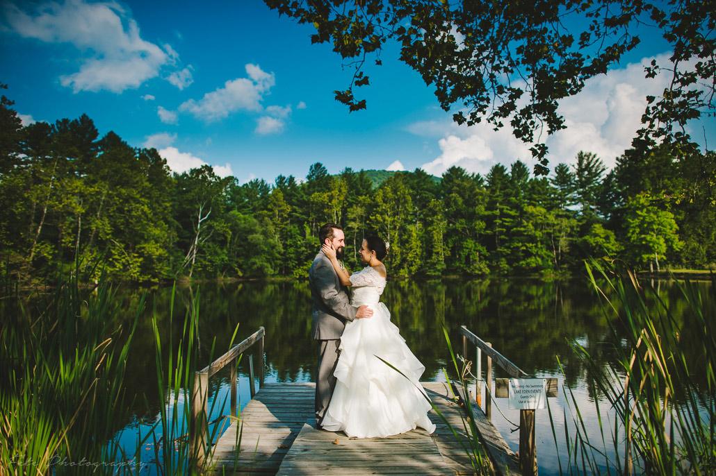 Black Mountain, NC wedding