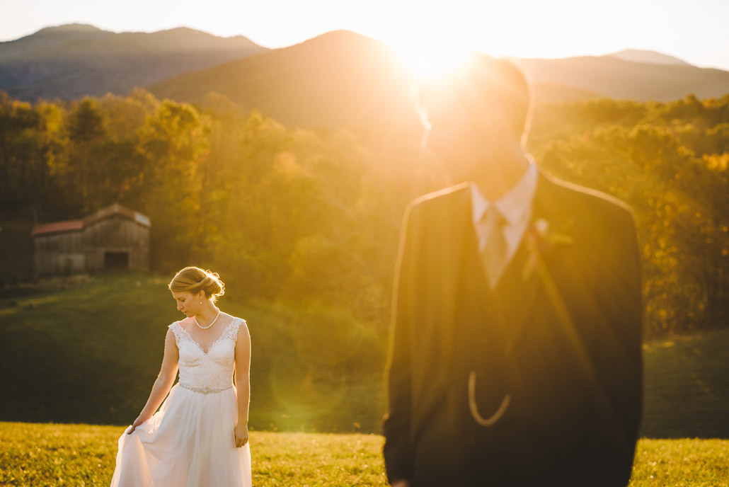 The Ridge wedding