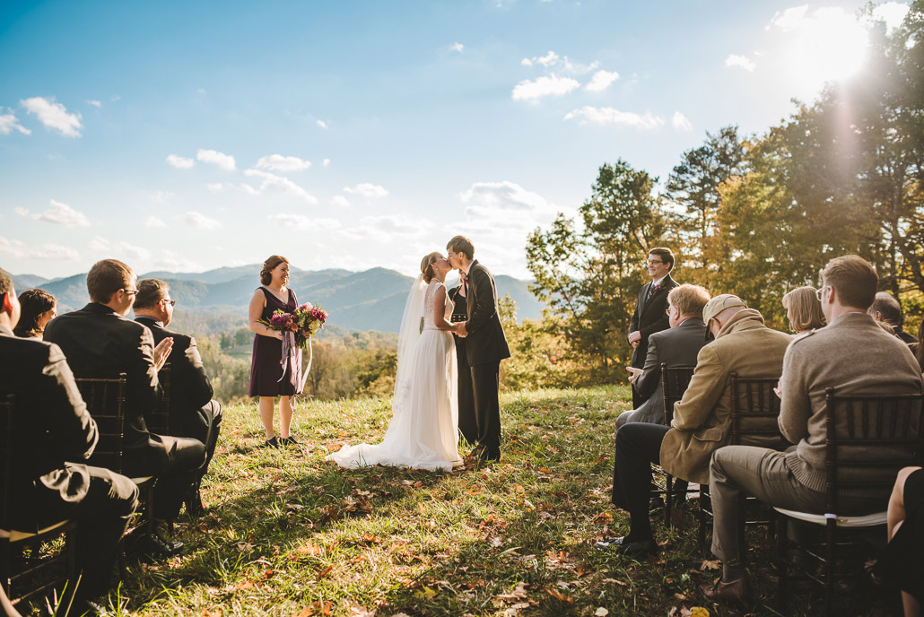 The Ridge Asheville wedding venue