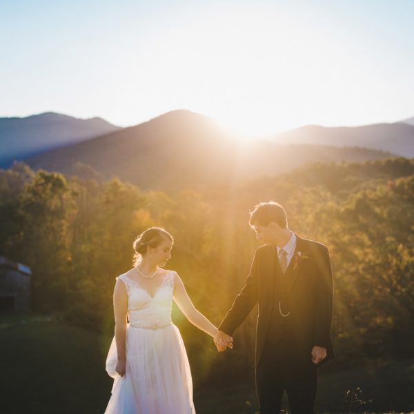 The Ridge Asheville Wedding