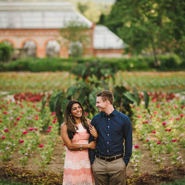 Biltmore Estate Engagement Session