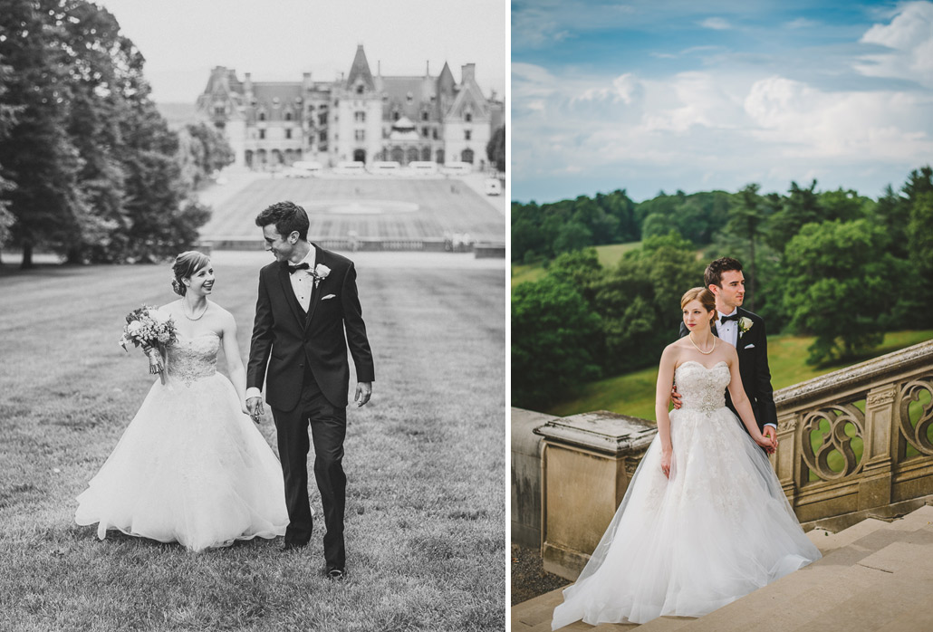Biltmore wedding photos