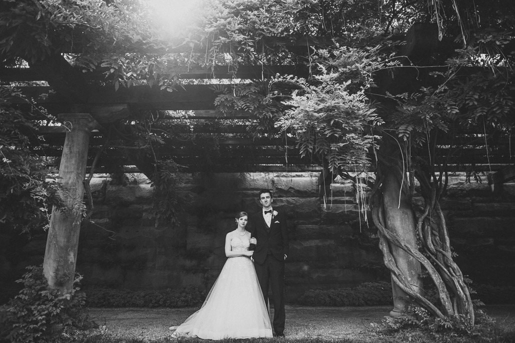 Beautiful Biltmore wedding