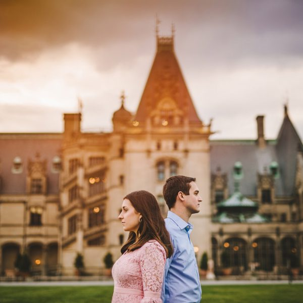 Engagement Session at Biltmore
