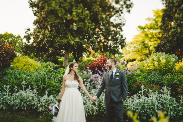 Oatlands Historic House and Gardens Wedding | Leesburg, VA
