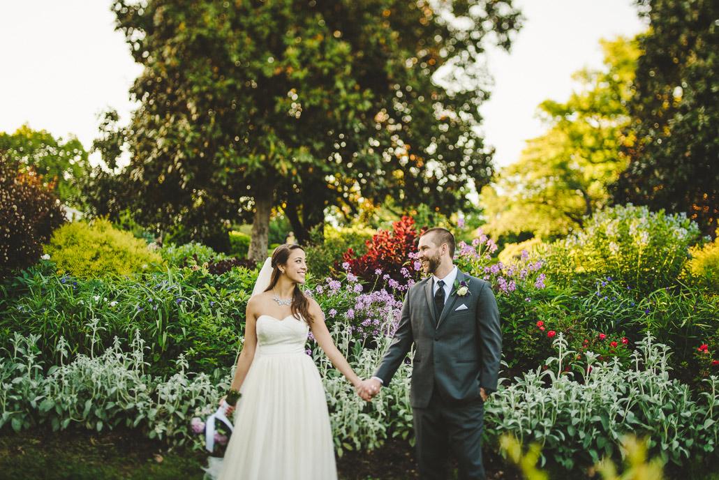 Oatlands Historic House and Gardens Wedding | Leesburg, VA