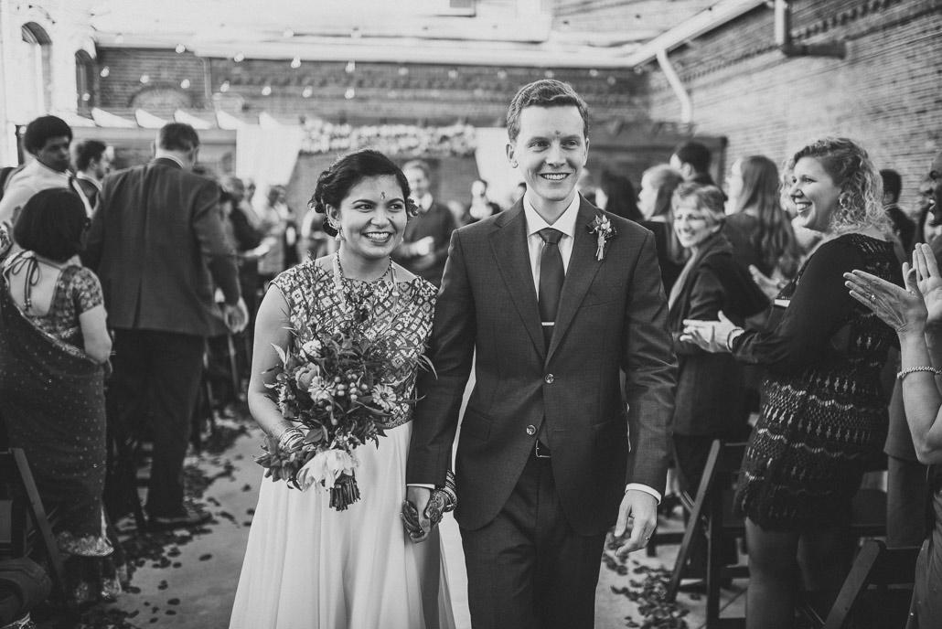 Cloth mill weddings