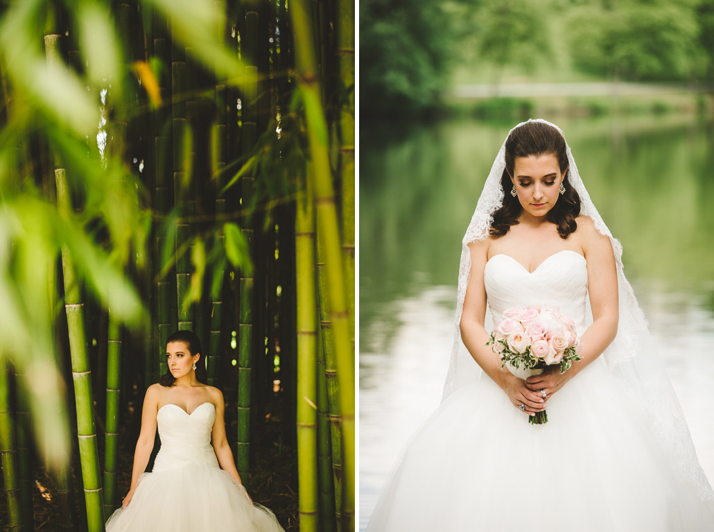 Beautiful bridal photos
