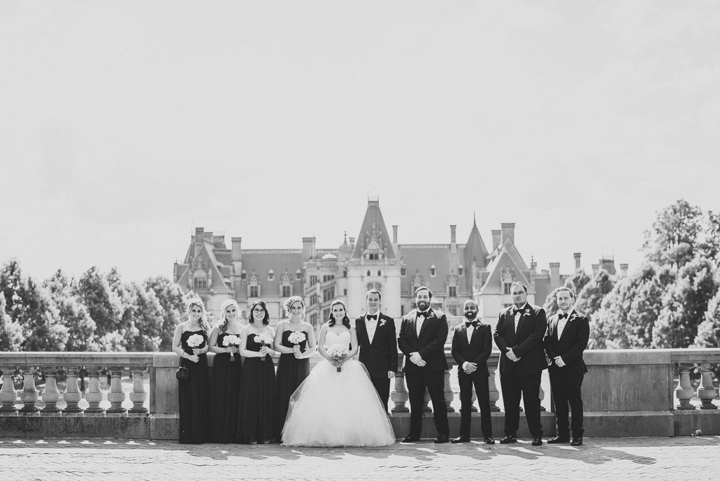 13-biltmore-house-wedding-party