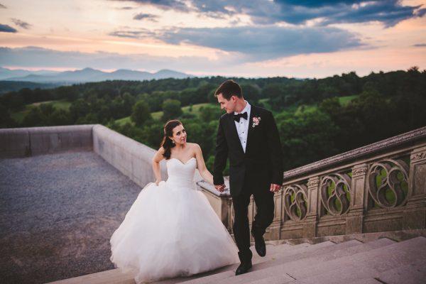 Biltmore Conservatory Wedding | Asheville