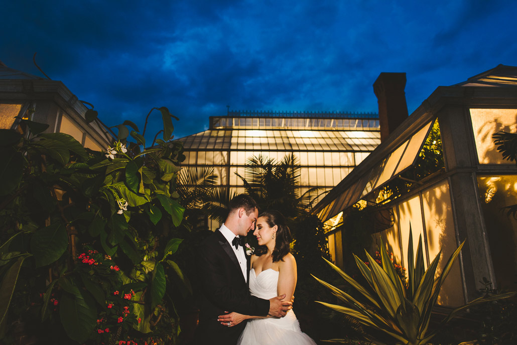 Biltmore conservatory wedding